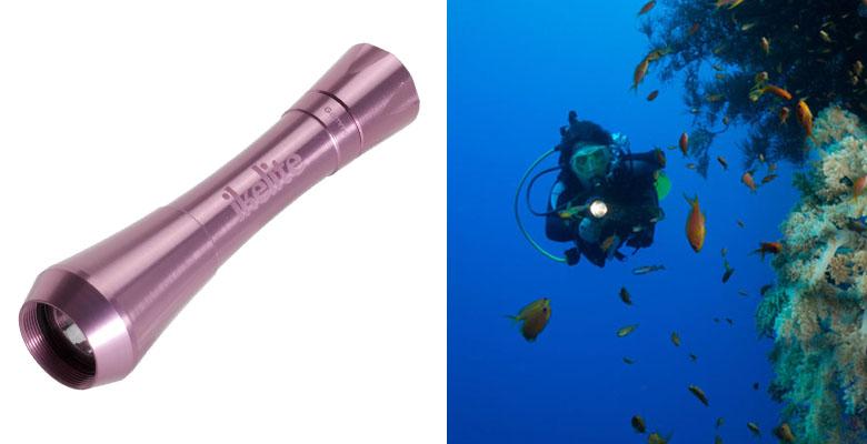 Ikelite Gamma II Waterproof Dive Light