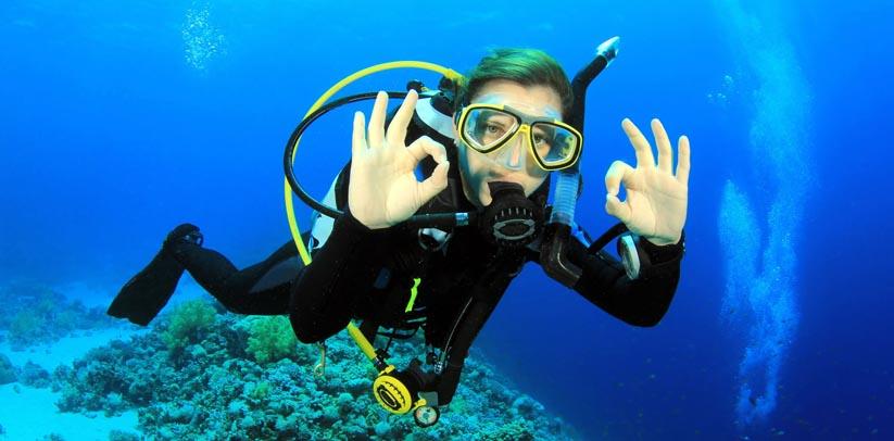 Be a Responsible Scuba Diver