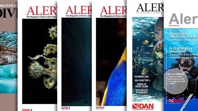 Alert Diver Magazine