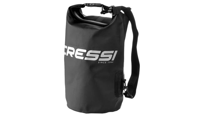 Cressi Dry Bag, great scuba gift