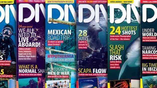 Diver UK Magazine