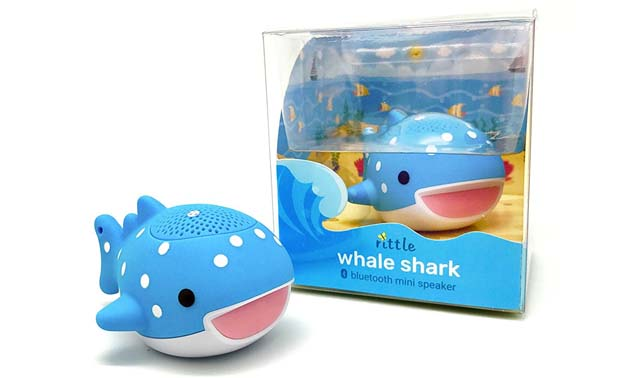 Rittle Whale Shark Cute Mini Bluetooth Animal Wireless Speaker