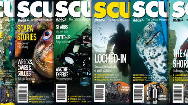 Scuba Magazine UK