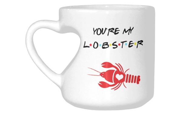 You're Mu Lobster Friends Mug