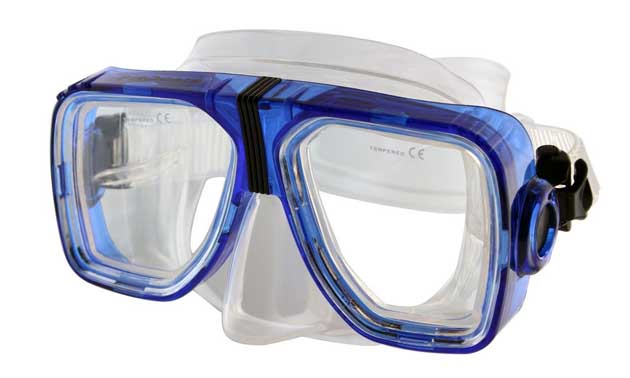 ProMate Scope Scuba prescription dive mask