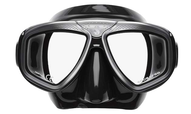 ScubaPro Zoom Evo prescription dive mask