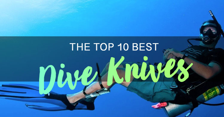 The Top 10 Best Dive Knives