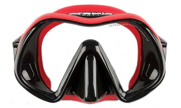 Atomic Aquatics Venom Frameless scuba Diving Mask