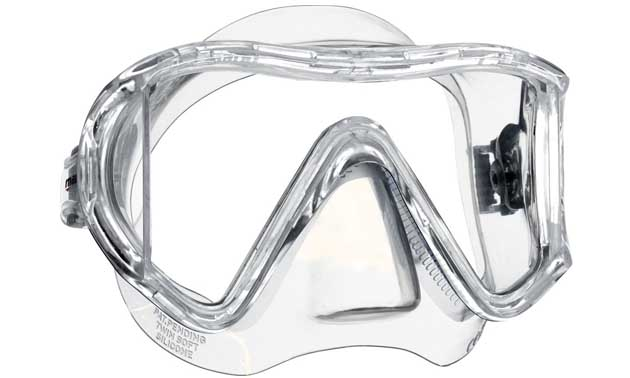 Mares I3 Sunrise Panoramic Scuba Mask