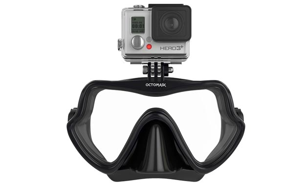 Octomask GoPro Dive Mask