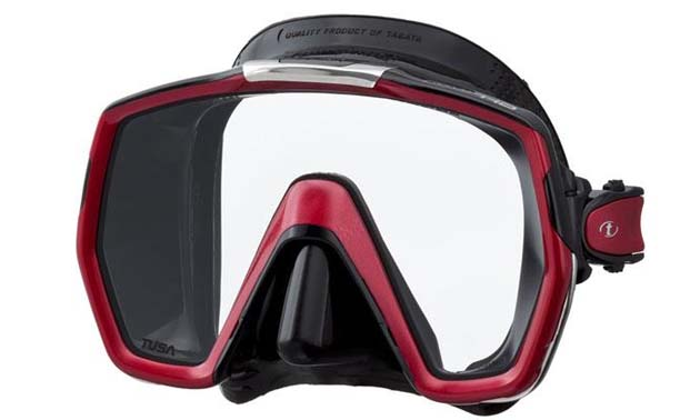 Tusa M1001 Freedom HD Scuba Mask