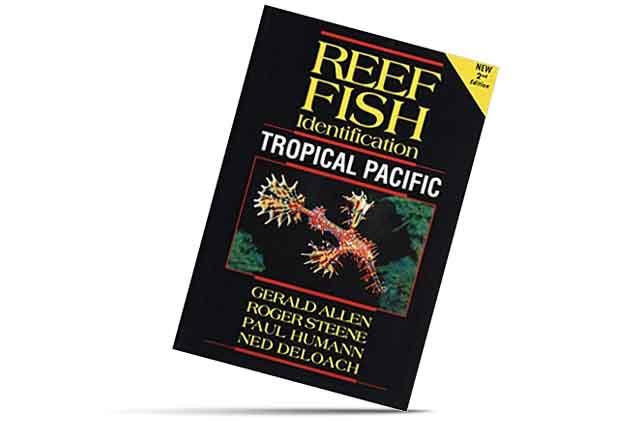 Reef Fish Dive Book