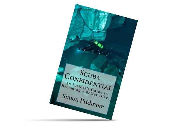 Scuba Confidential dive book