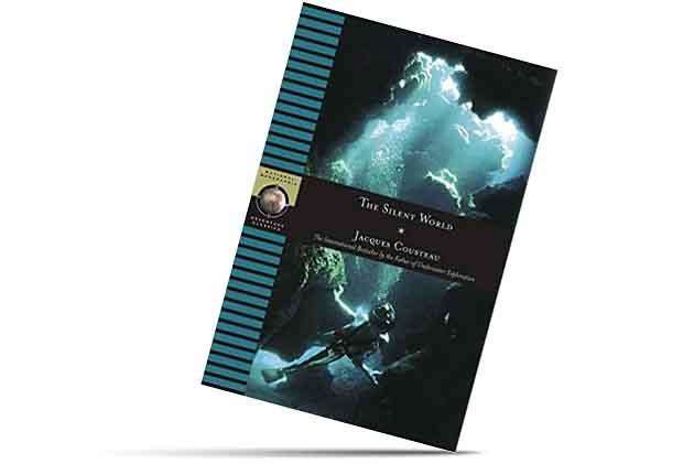 Silent World Diving book
