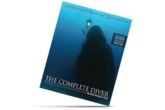 The Complete diver scuba diving book