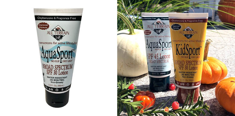 All Terrain AquaSport SPF30 Reef Friendly Sunscreen