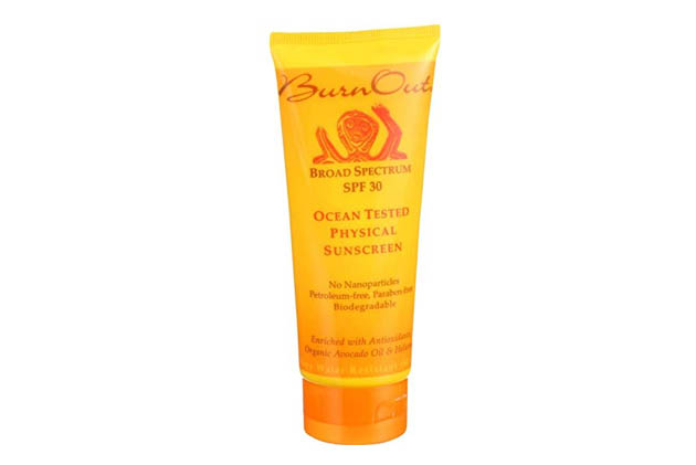 Burnout Sunscreen