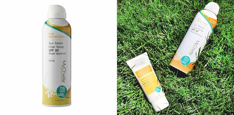 MyChelle Dermaceuticals Sun Shield Clear Spray