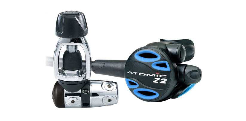Atomic Aquatics Z2 Yoke Style Regulator