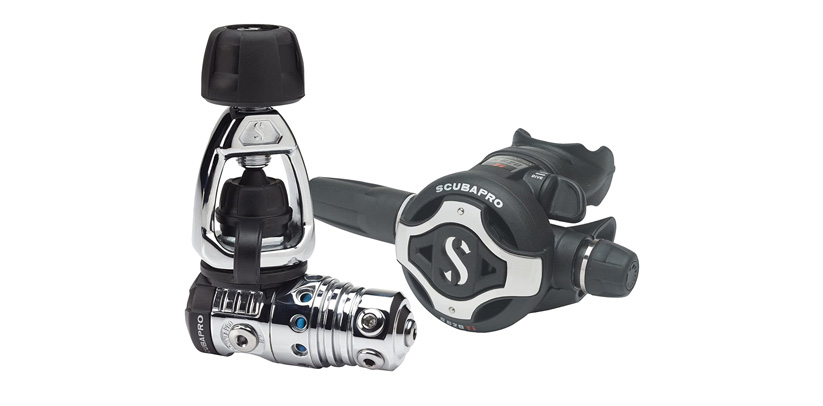 SCUBAPRO MK25 EVO S620 Ti Dive Regulator System