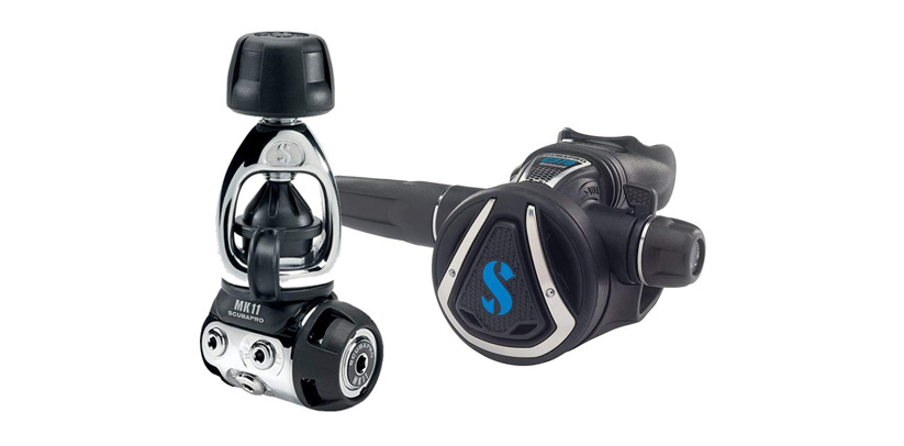Scubapro MK11 C370 Dive Regulator System