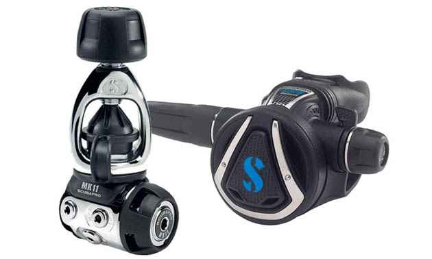Scubapro MK11C370 Scuba Regulator