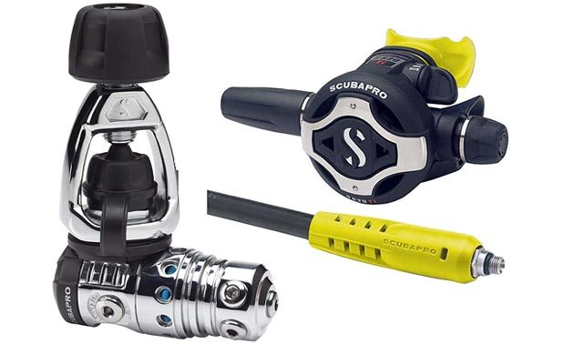 Scubapro MK25 EVO S620Ti Scuba Diving Regulator