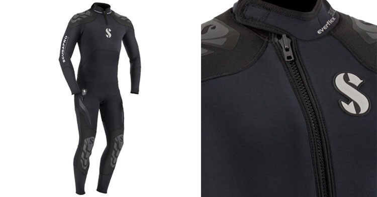 ScubaPro Men's Everflex Steamer 3.2mm Wetsuit