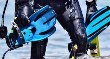 Struggles of a Scuba Diver
