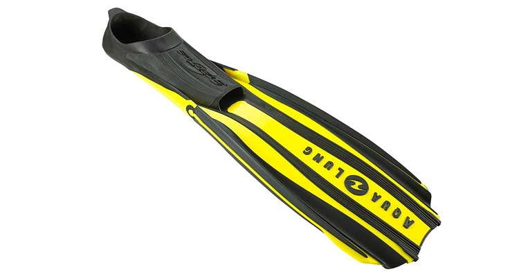 Aqua Lung Stratos 3 Full Foot Diving Fins