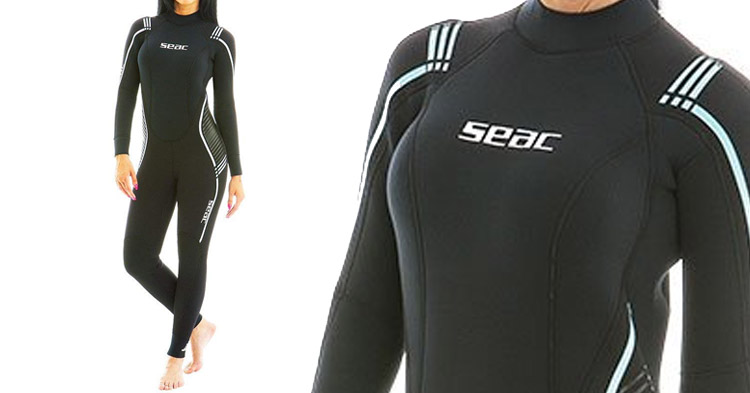 SEAC Libera Wetsuit for Women