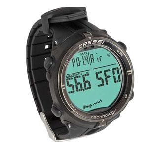 Cressi Newton Titanium Dive Computer Watch