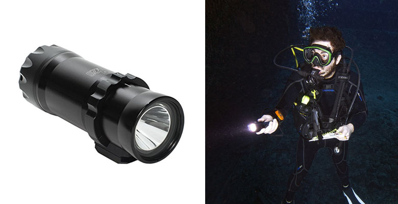 Dive Rite LX20 LED Handheld Primary Light