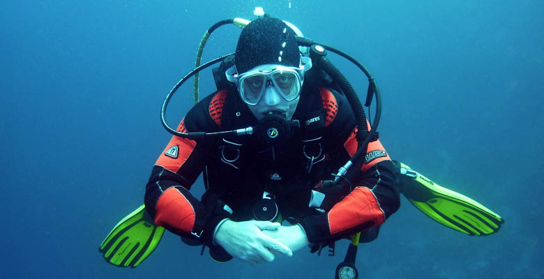 How to perfect your Buoyancy