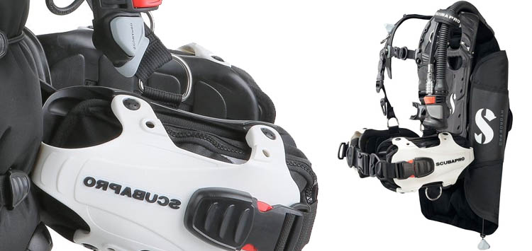 Scubapro Hydros Pro BCD Air 2