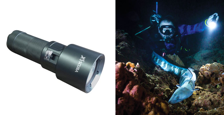 XS Scuba LT360 Dive Light