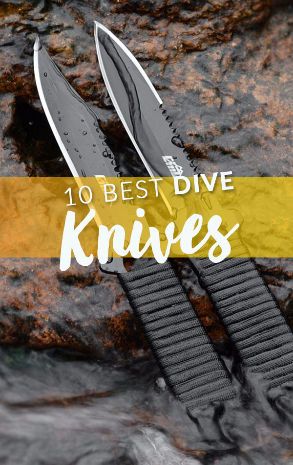 10 Best Dive Knives Side Banner - Final