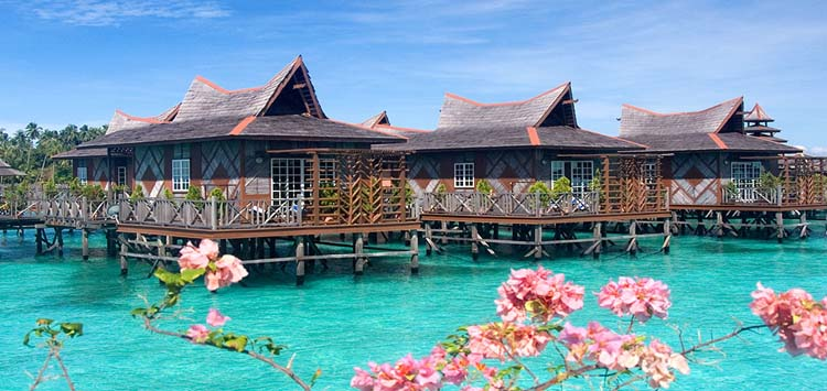 Sipadan Island Resorts