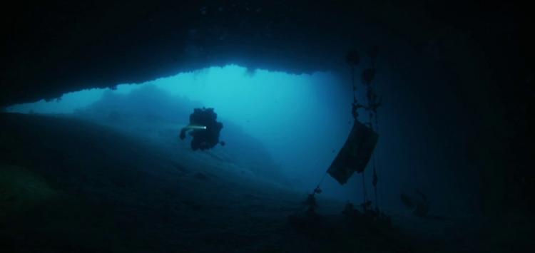 Turtle Cavern Sipadan Island