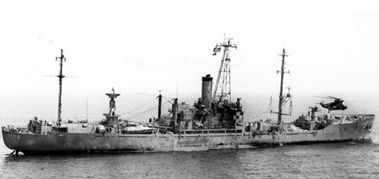 USS Liberty Ship History