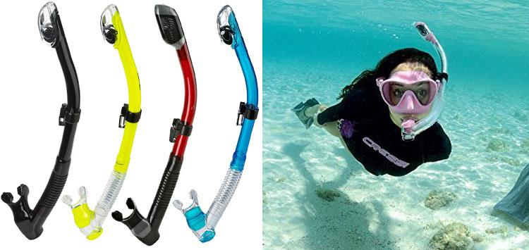 Phantom Aquatics Dry Snorkel