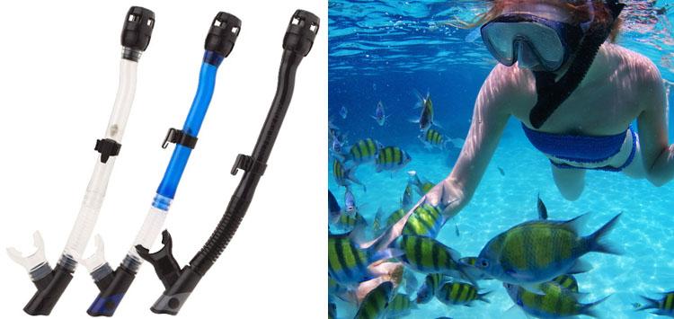 XS Scuba M-Line Snorkel 3D Dry