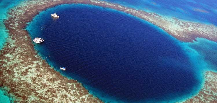 Blue Hole Belize Diving