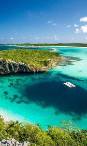Deans Hole Bahamas