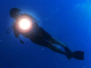Strobe Dive Light for Signaling & Marking