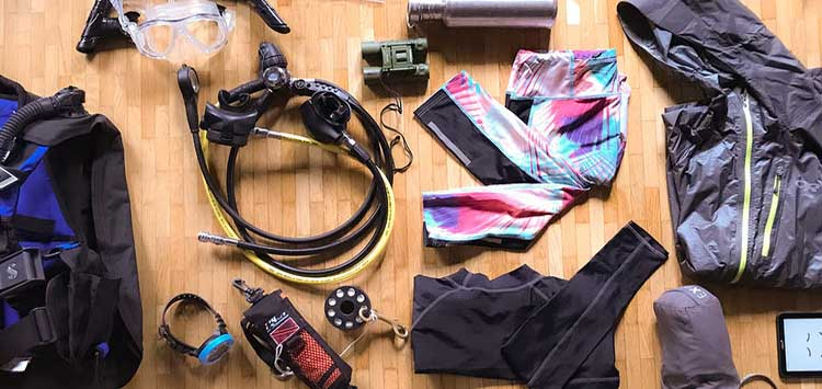 Ultimate Dive Packing Guide: Everything You Need For a Dive Trip