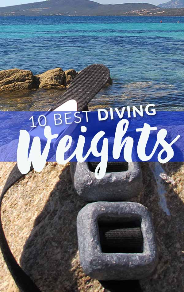 10 Best Diving Weights Side Bar Banner