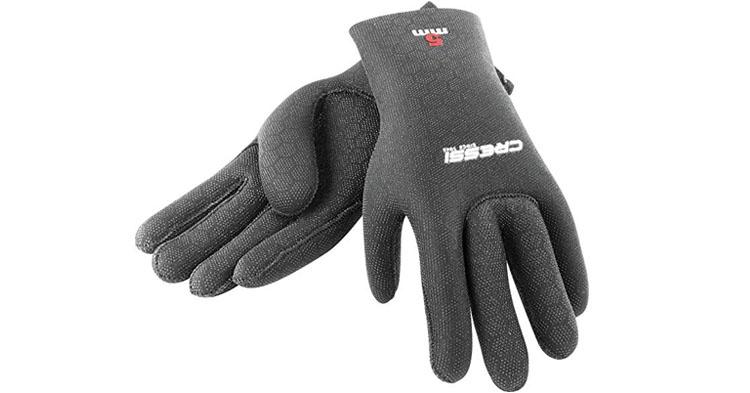 Cressi High-Stretch Premium Neoprene Diving Glove