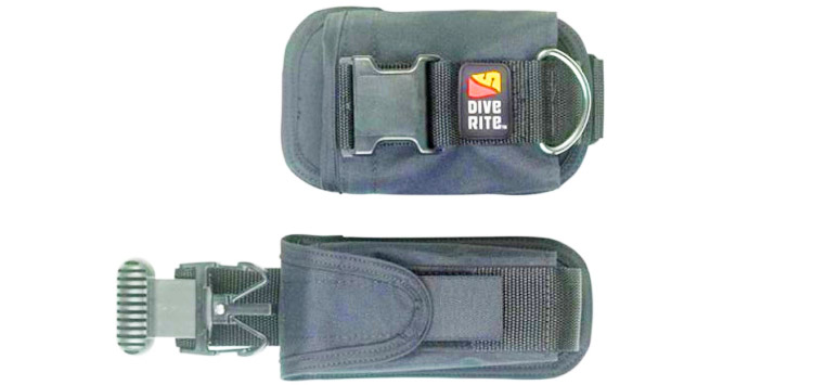 Dive Rite Quick Buckle Weight System