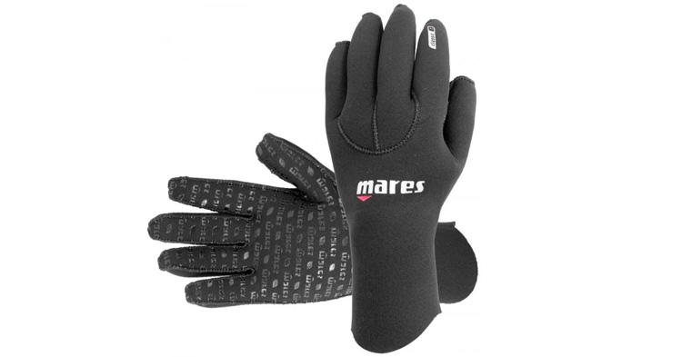 Mares Classic Flexa Five Finger 5mm Diving Gloves